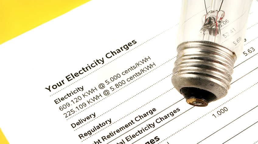 Everything You Wanted to Know About Your Electricity Bill